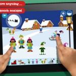 Papai Noel existe e mora no iPad