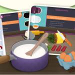 Cozinhando com o iPad: KidECook