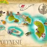 Descobrindo o mundo com o iPad: Lulu na Polinésia