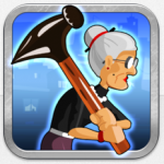 angry granny icon