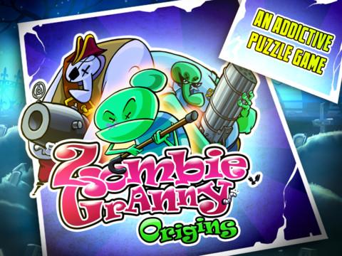 zombie granny tela