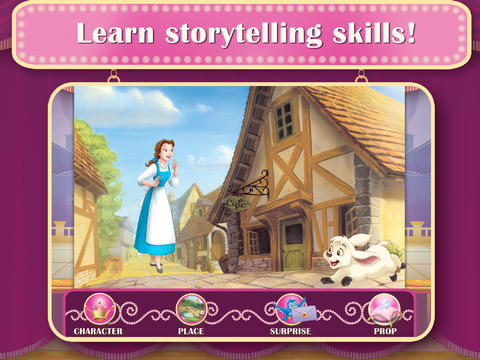 Princess StoryTheater: US$ 2,99