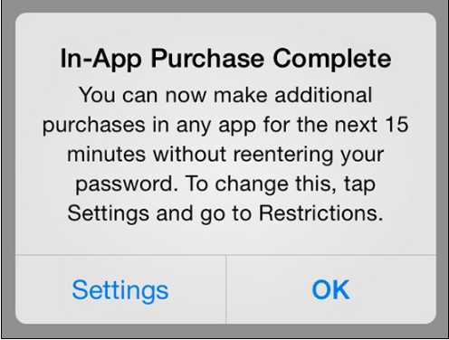 Apple deixa as coisas mais claras