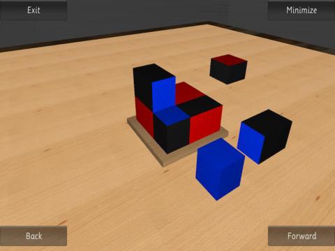 montessori cube app