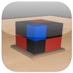montessori cube icone