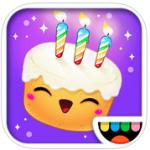 toca birthday icon