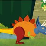 Dinossauros invadem o iPad