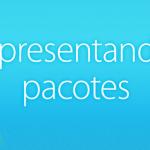 Novo 'Pacotes' na App Store: comprando app de baciada