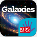 kids discover galaxies icon