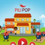Aula de Inglês no iPad: conheça Pili Pop