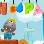 Construindo um mundo inteiro no iPad: Hoopa City