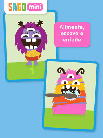 sago mini monsters interna