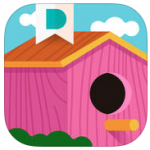 duckie deck bird houses icon