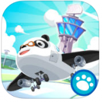 dr panda's airport icon