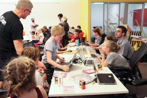 Robótica, coding: aprender fazendo
