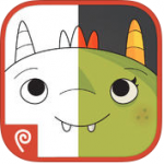 monstercoloringbook icon