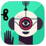 robot factory icon