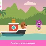 Criatividade em Alto Mar: Sago Mini Barcos