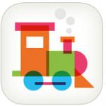 Dada Trains Icon