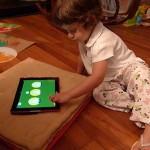Alguns dos apps da Bebel