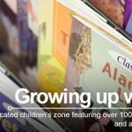 Feira de Livro de Londres vai ter arena de Inovação Infantil esse ano