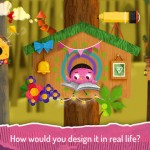 Natureza no iPad: Duckie Deck Bird House e Toca Nature